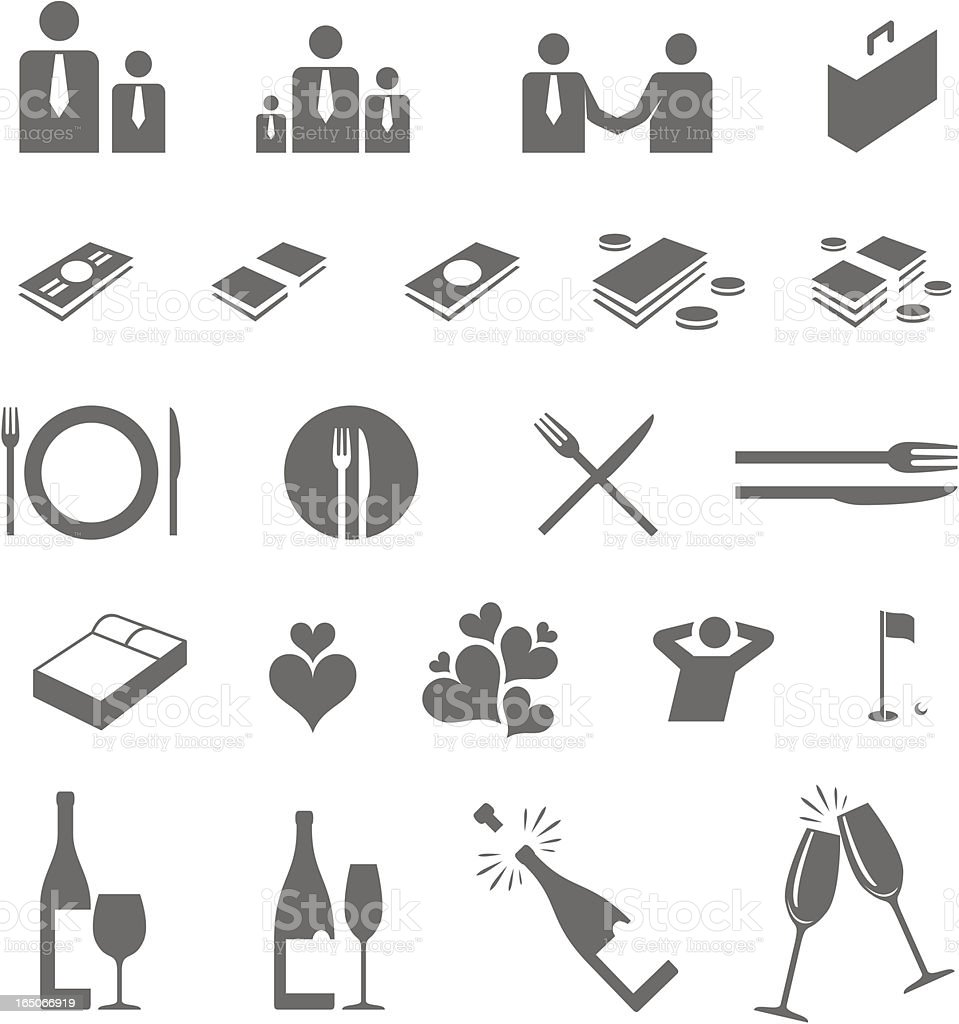 hotel icons royalty-free hotel icons stock vector art & more images of anniversary