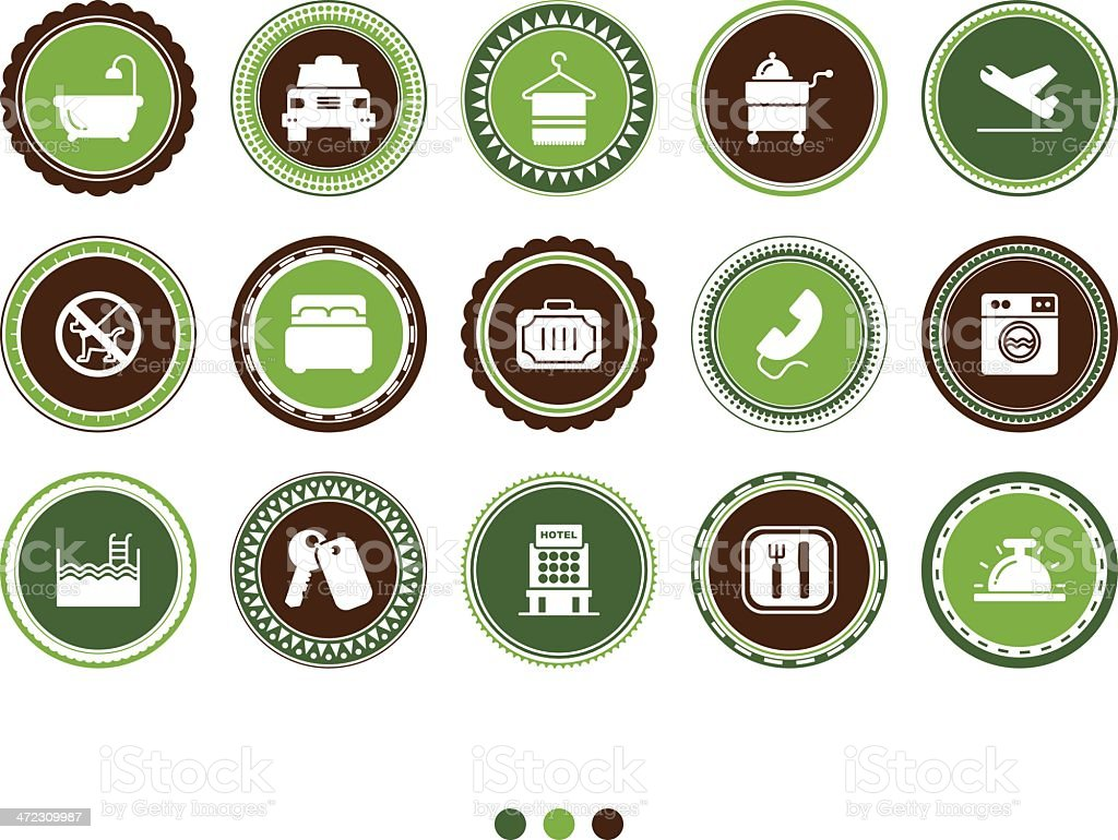 hotel icons royalty-free hotel icons stock vector art & more images of airplane