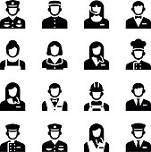 Free download of Uniform Security Guard vector graphics