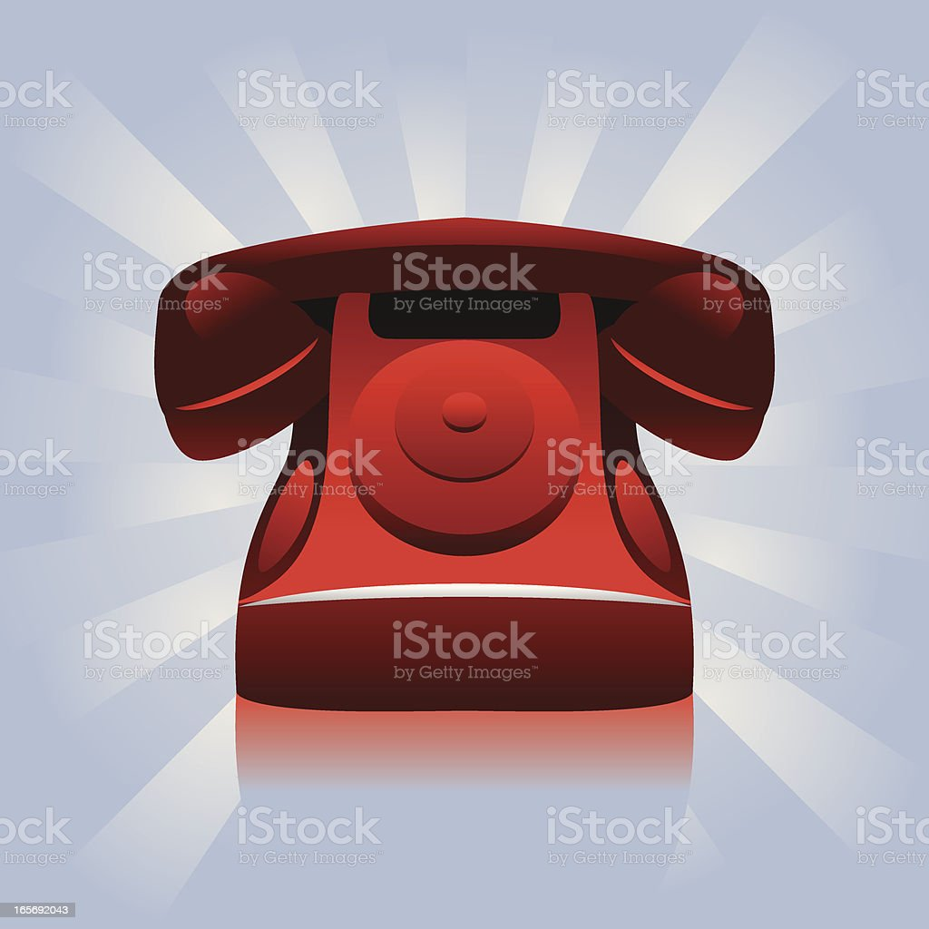 hotline icon royalty-free stock vector art