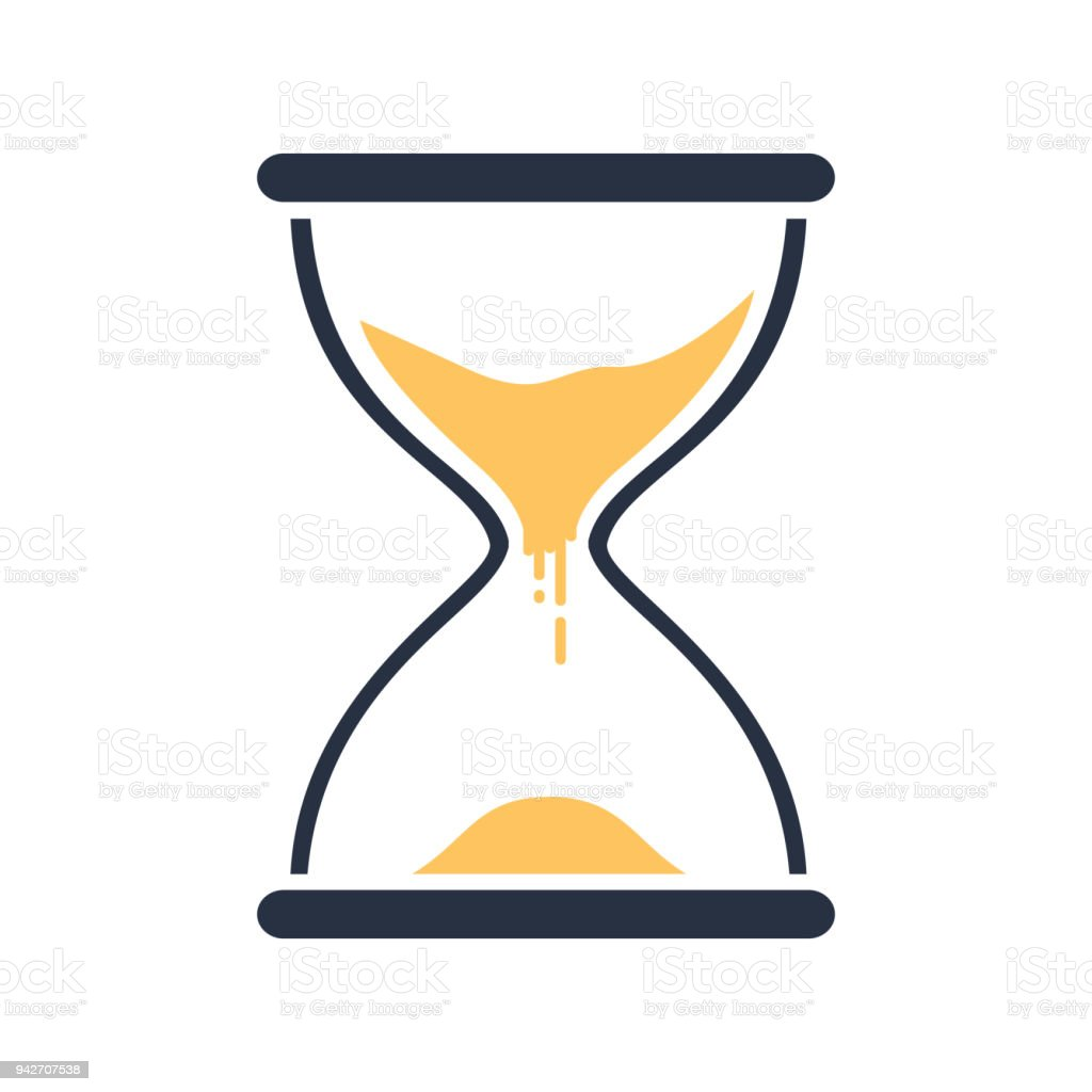 hour glass sign transparent sandglass icon time hourglass sandclock rh istockphoto com hourglass vector icon hourglass vector graphic free