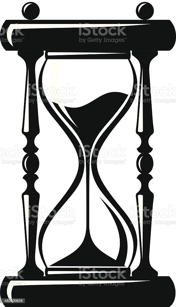 hourglass vector black silhouette stock vector art more images of rh istockphoto com hourglass vector hourglass vector