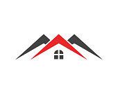 House home logo and symbols