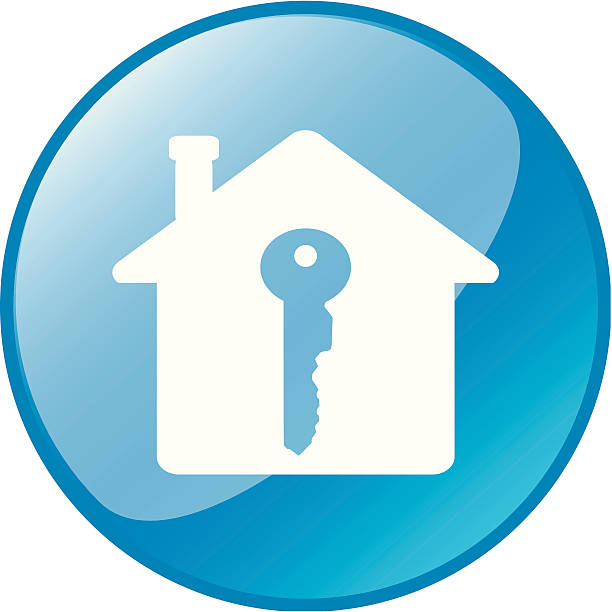 Royalty Free Real Estate Closing Clip Art, Vector Images ...