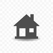 House icon design concept.