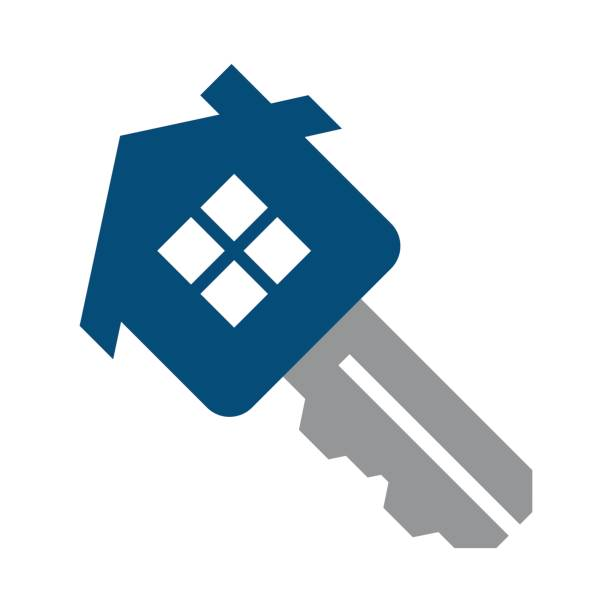 Best House Key Illustrations, Royalty-Free Vector Graphics ...