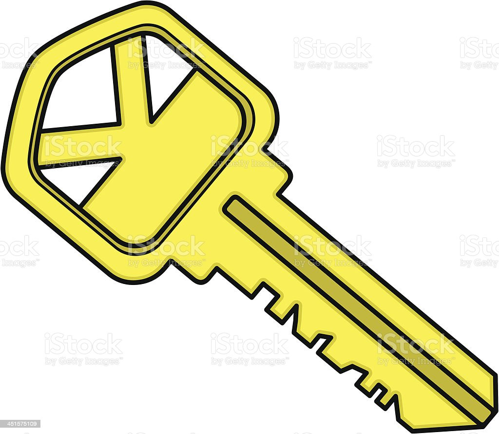 House Key royalty-free house key stock vector art & more images of car key