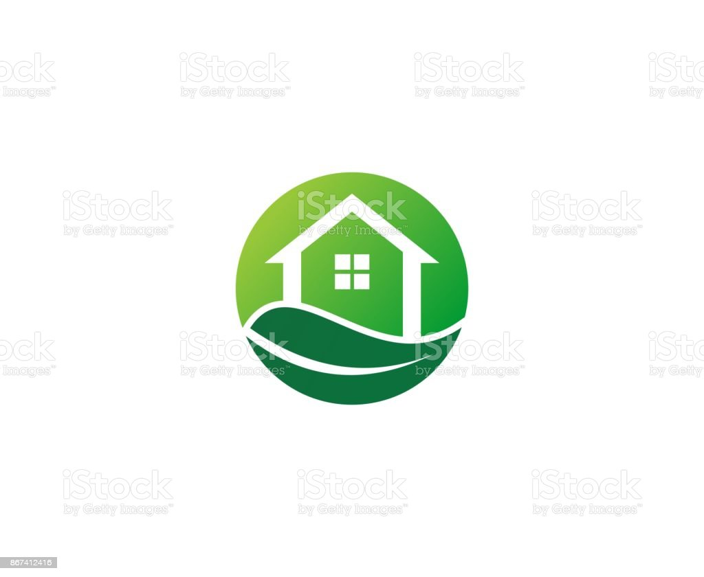 House leaf icon
