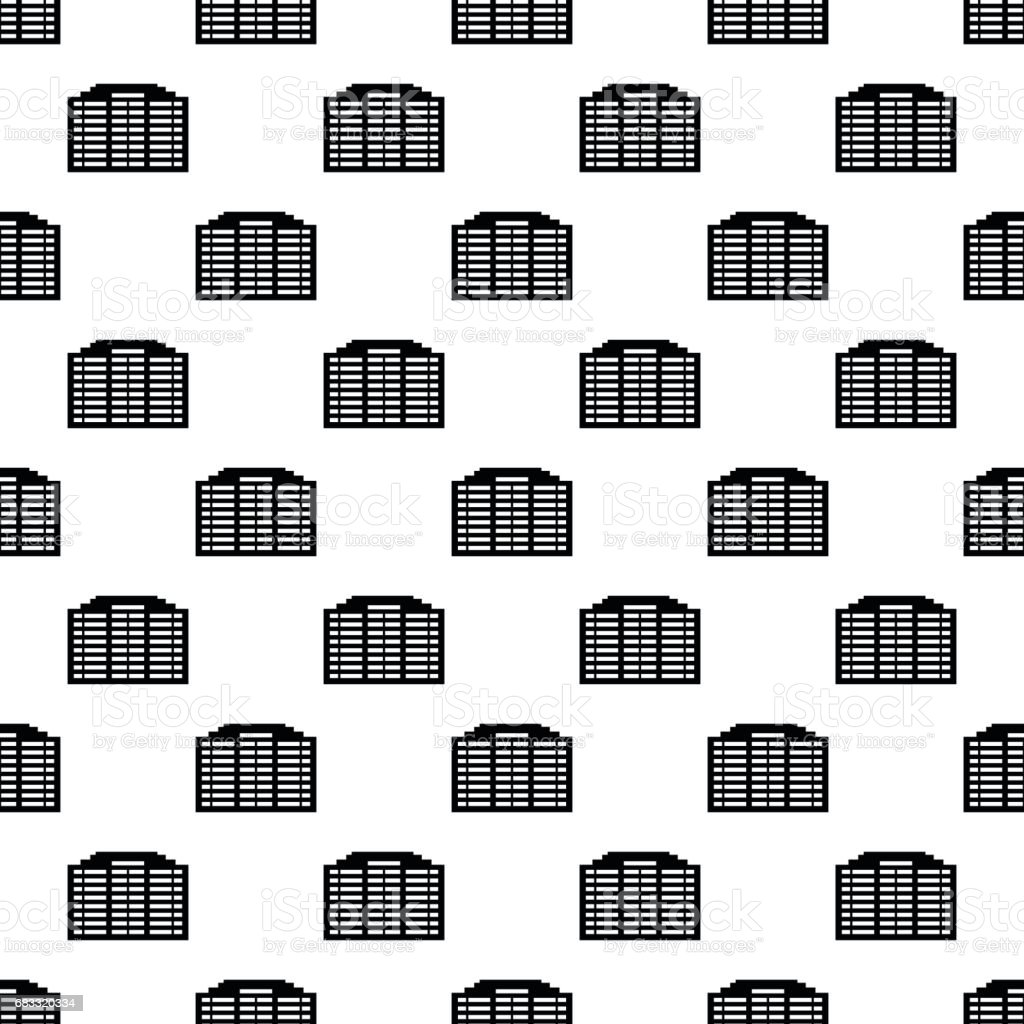 House pattern seamless royalty-free house pattern seamless stock vector art & more images of arch - architectural feature