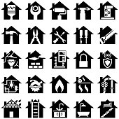 House Renovation Icons