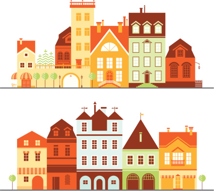 House Vector Icons