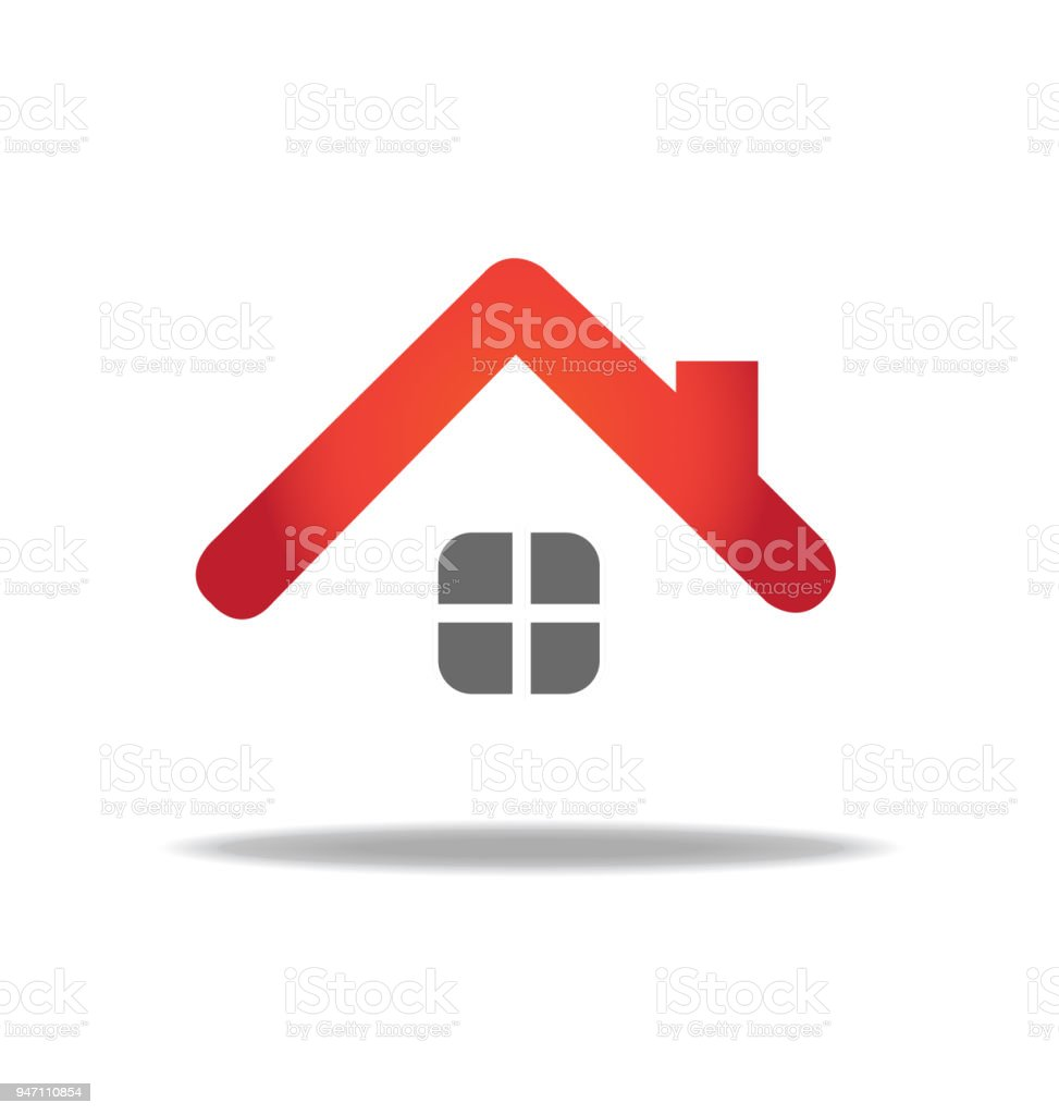 House Vector Id Card Identity Business Icon Design Template Stock ...