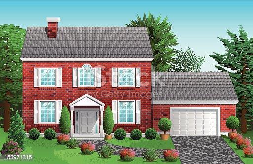 istock House 153971315