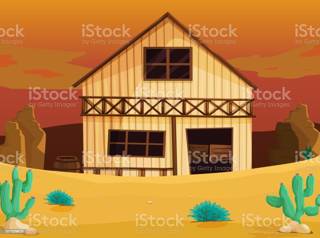 House royalty-free house stock vector art & more images of balcony