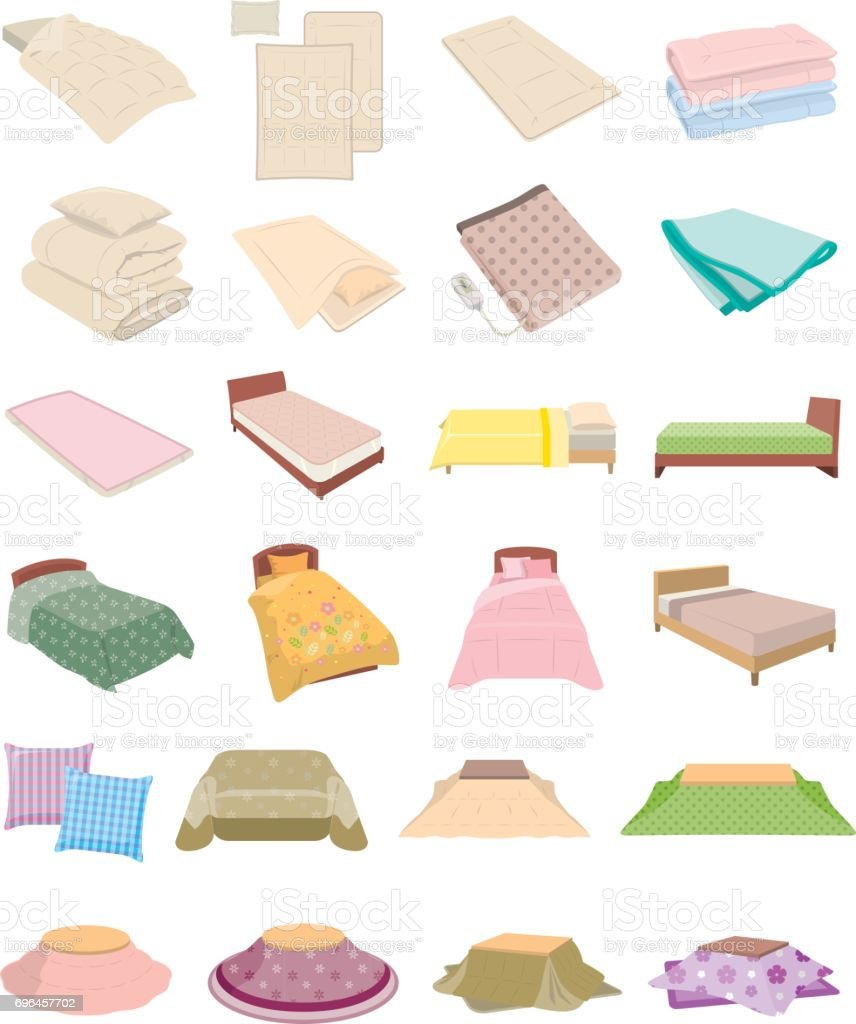 Household Goods vector art illustration