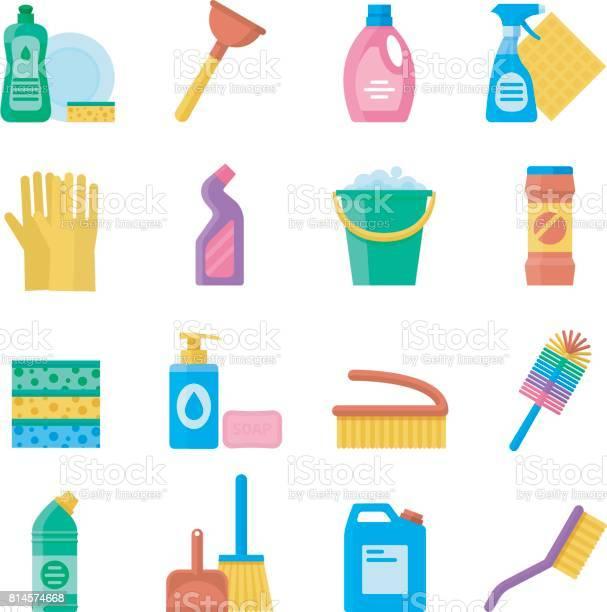 Household tools for cleaning and washing icon set vector id814574668?b=1&k=6&m=814574668&s=612x612&h=7hb7uwlicetwzwrlvrbtescmg2 gk9u sadpipkrasc=