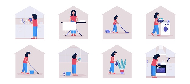 Housekeeping concept