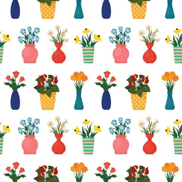 Royalty Free Empty Vase Clip Art Vector Images Illustrations Istock