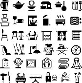 Housewares Icons