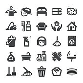 Housework Icons - Smart Series