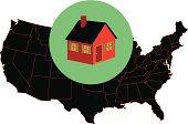 USA housing market
