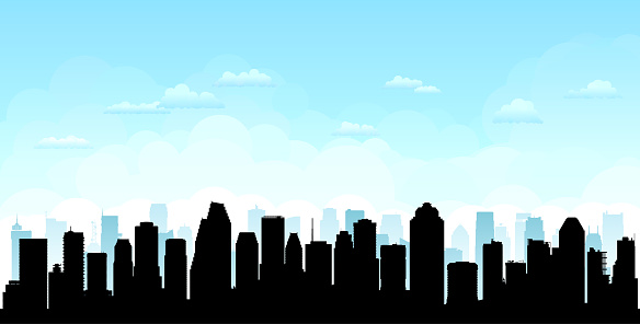 Houston (All Buildings Are Complete and Moveable)