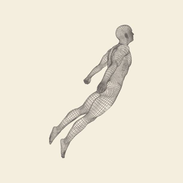 Royalty Free Ethereal Man Clip Art, Vector Images ...