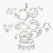 istock How the creative brain works 165792580