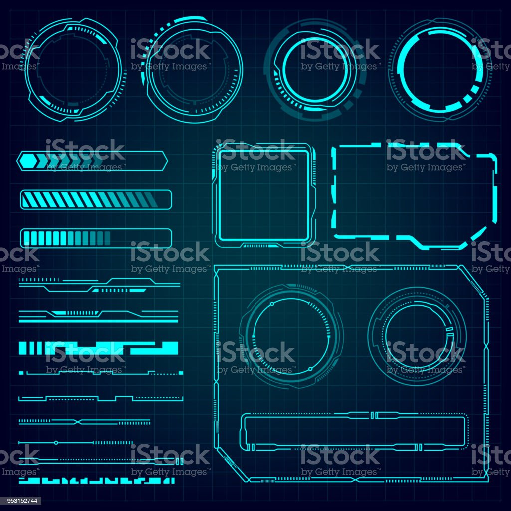 Hud Stunning Science Fiction Medical Design Element Human Skull Photo 5 10 Holoshift Tachometer And Shift Light Wiring 05 Best Ui Infographic Interface Web Elements Futuristic Space Thin User With