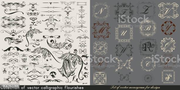Huge collection or set of vintage vector flourishes and monograms for vector id900363366?b=1&k=6&m=900363366&s=612x612&h=bg6enlk3etp3kjnlkogdfbyeum exaoxeh0cqz1gtgw=