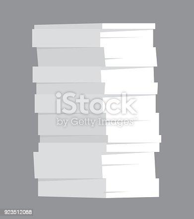 istock Huge stack of paper 923512088