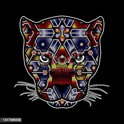 istock Huichol jaguar 1347998336