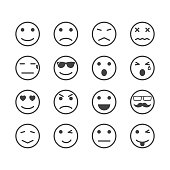 human emotion icons