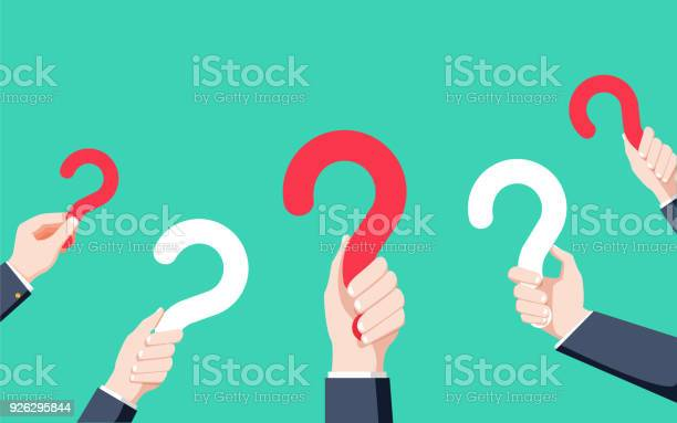 Human hands holding question mark faq in flat design style vector vector id926295844?b=1&k=6&m=926295844&s=612x612&h=0mtnq r1nv2unbhrin1ysl6xj7ncsr6hlceyl03a vi=