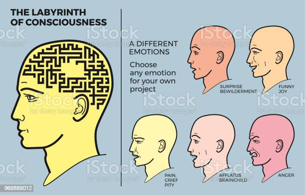 Human head with brain maze is a vector illustration the profile of a vector id966889012?b=1&k=6&m=966889012&s=612x612&h=he5niq5ekaiwyjmdwmrx7dvrsqbtx7ikziudlxer0 y=