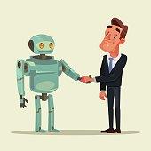 kereskedési robot a munkahelyen