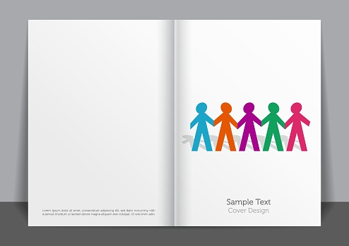 Human Networks Cover design