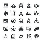 Human Resource Icons - Smart Series