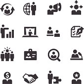 Human Resources Icons - Acme Series