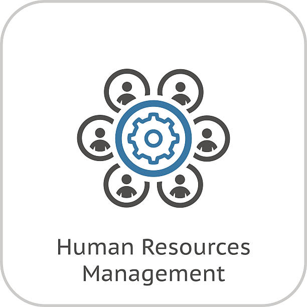 Royalty Free Human Resources Clip Art, Vector Images ...