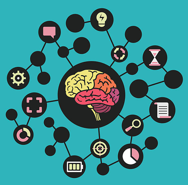 Mind Map Illustrations, Royalty-Free Vector Graphics ...