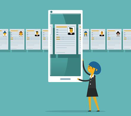 Human resources - online