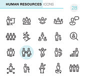 Human Resources - Pixel Perfect icons
