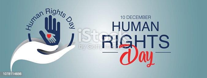 Human rights day solidarity