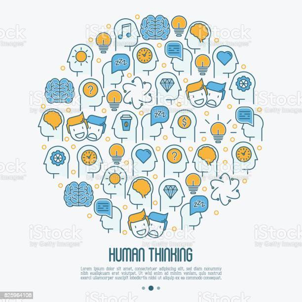 Human thinking concept in circle with thin line icons of head vector vector id825964108?b=1&k=6&m=825964108&s=612x612&h=qrxzxx1optek pmrodg3zj8n74uj1jooakxft0mmzia=