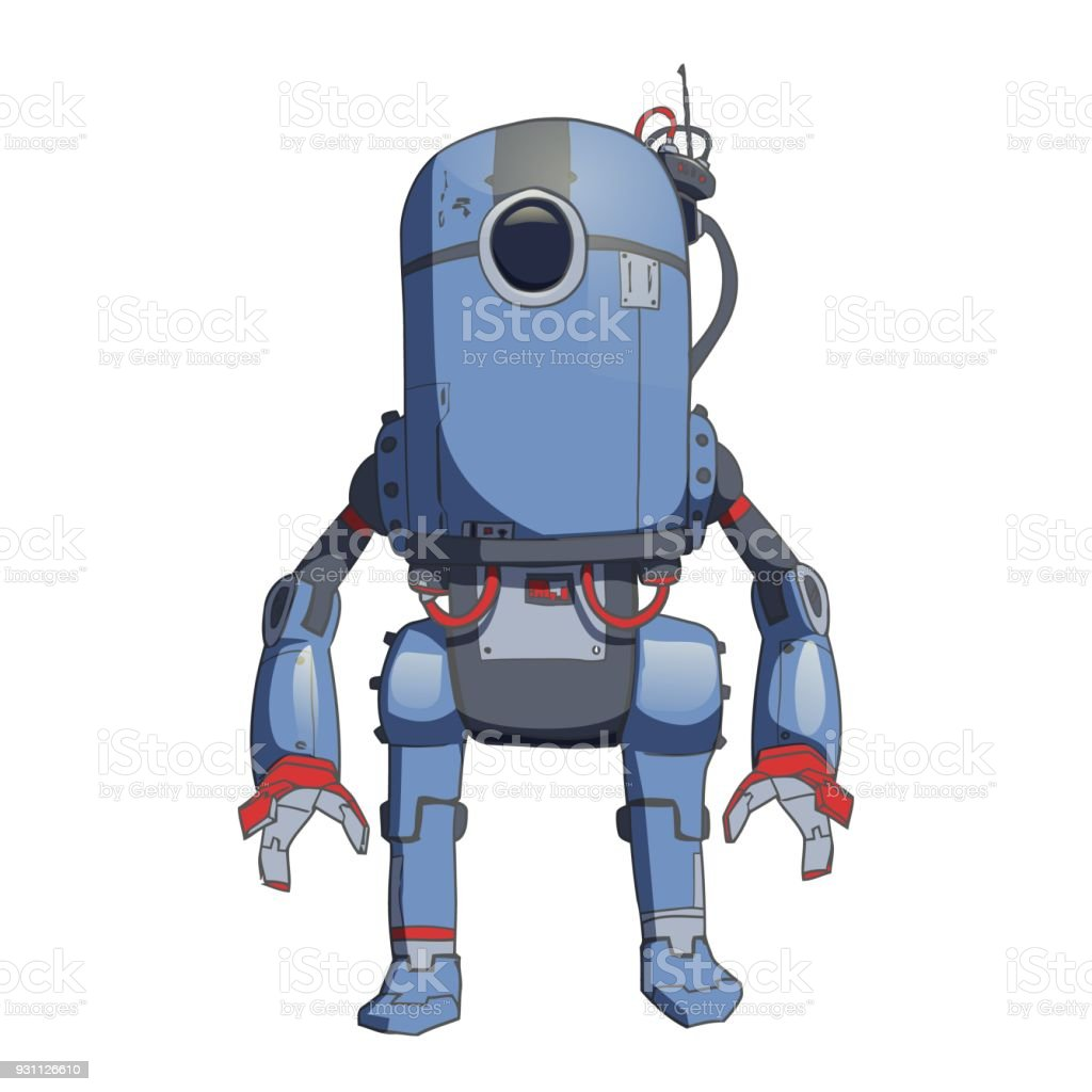 Humanoide Roboter Mit Künstlicher Intelligenz Android ...