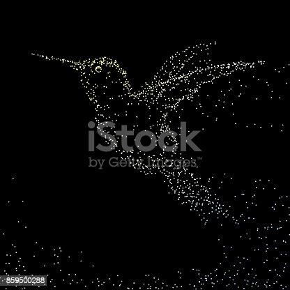 istock Humming bird 859500288