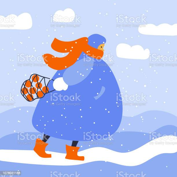Hurrying woman outside in winter clothes with bag vector id1078031188?b=1&k=6&m=1078031188&s=612x612&h=7p31yepi54tz9qfb5idb6sb2ysghdujzpvmxpzsl8ei=