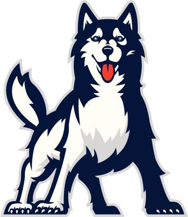 Huskie mascot