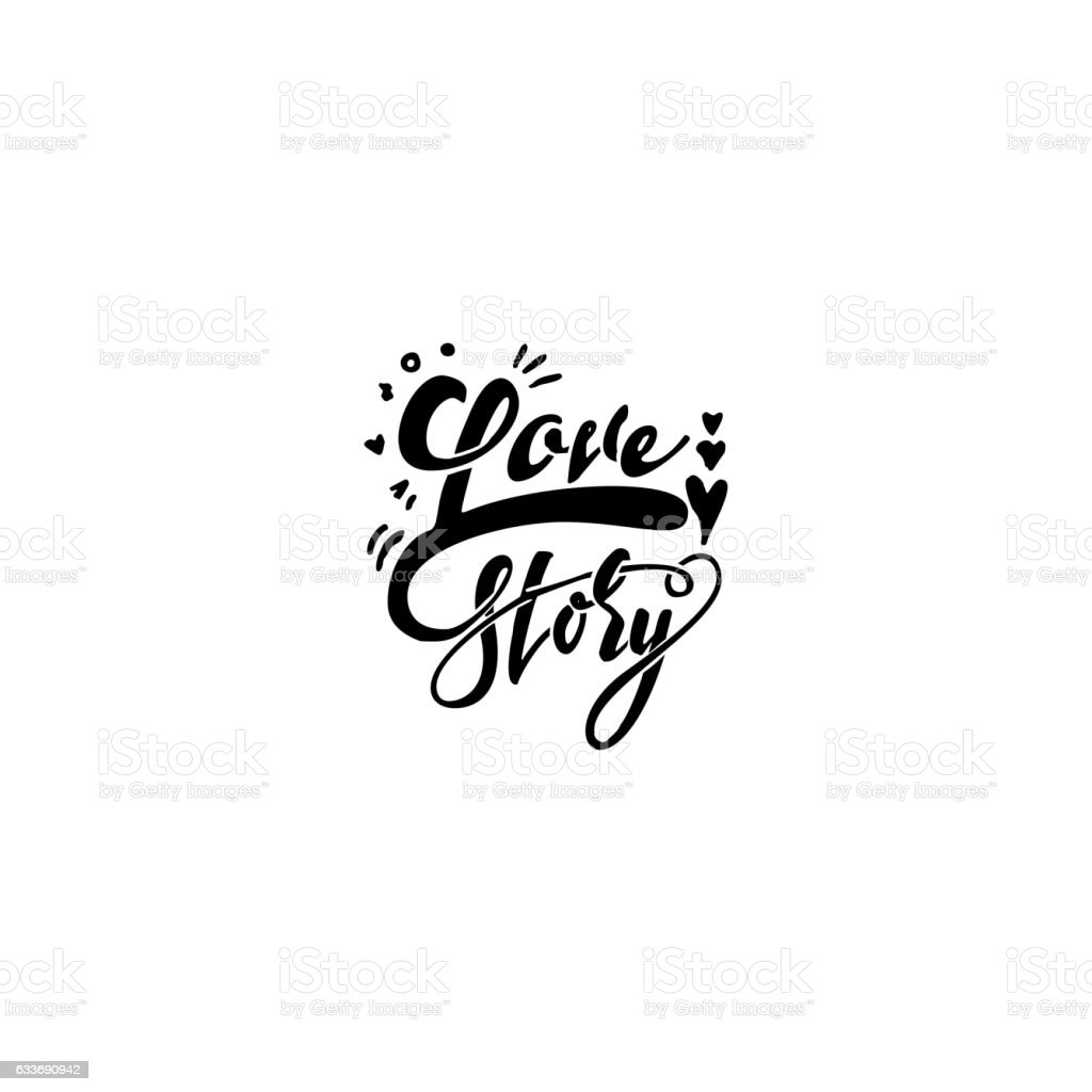 Download I Love You Forever Handlettering Text Handmade Vector ...